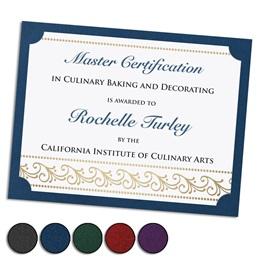 Certificate Folios