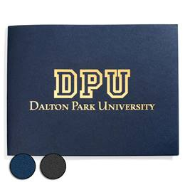 Custom Diploma Covers - 8 in. x 10 in.