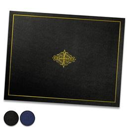 Linen-Textured Certificate Jackets