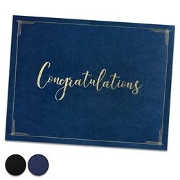 Congratulations Certificate Jacket