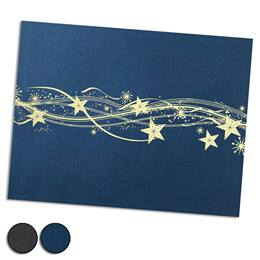 Sparkling Stars Certificate Jackets
