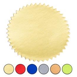 Plain Foil Embossing Certificate Seals