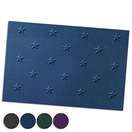 Stars Embossed MiniAward Jackets