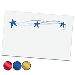 Stars Foil-Stamped MiniAward