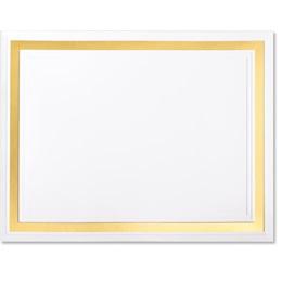Gold Pristine Certificate
