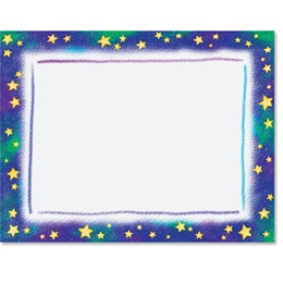 Stars Casual Certificates