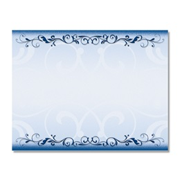 Scrollwork Casual Certificates