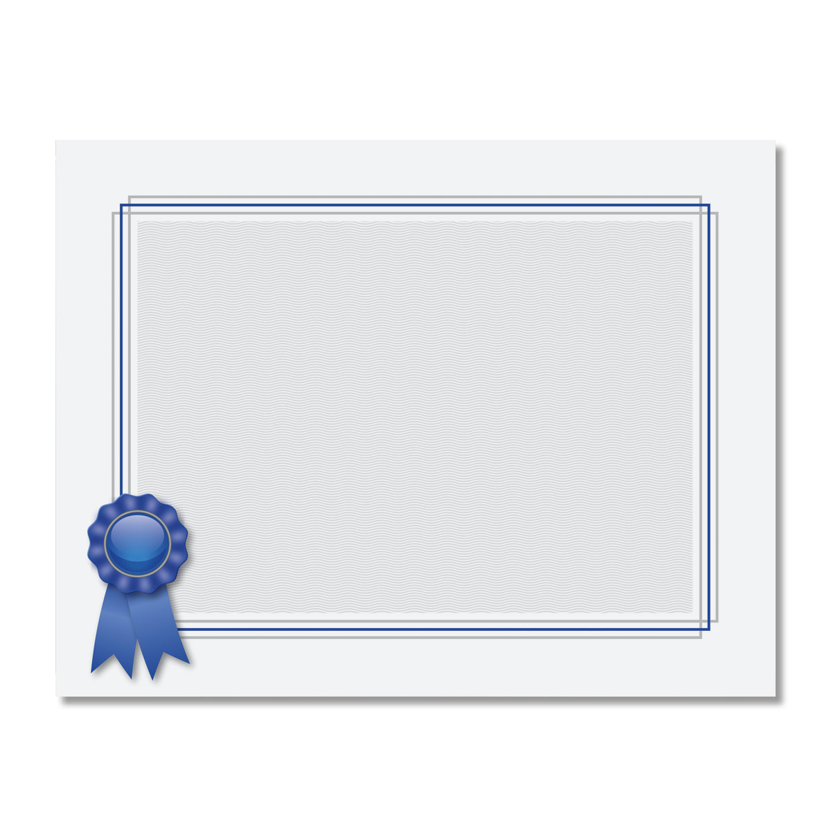 It is a graphic of Printable Certificate Paper with frame