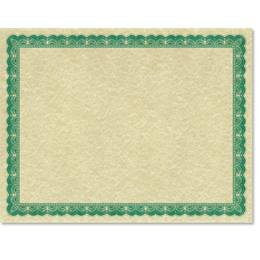 York Green Standard Certificates