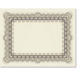 Parkdale Standard Certificates