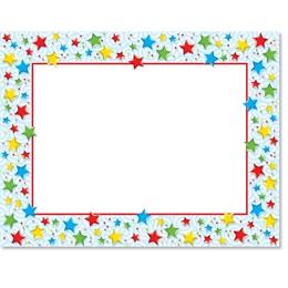 Best Stars Casual Certificates