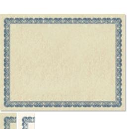 York Blue Standard Certificates