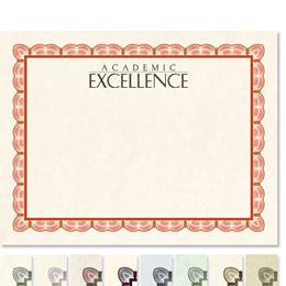 Academic Excellence Impressions Certificates