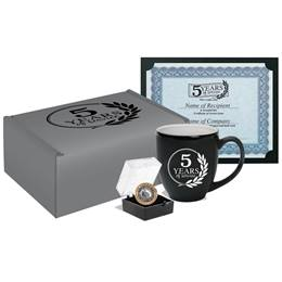 5-Year Service Recognition Gift Set