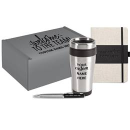 Welcome to the Team Recognition Gift Set with Custom Box