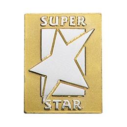 Super Star Lapel Pins