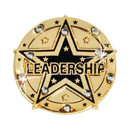 Leadership Lapel Pins