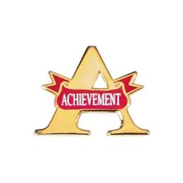 Achievement Lapel Pins