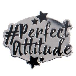 Perfect Attitude Lapel Pins