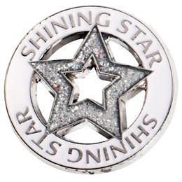 Shining Star Lapel Pins