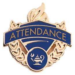 Attendance Lapel Pins