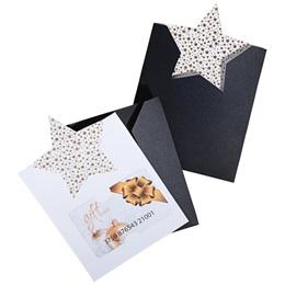 Star Gift Card Pockets