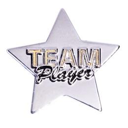 Award Pin - TEAM Player