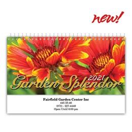 Garden Desk Calendar
