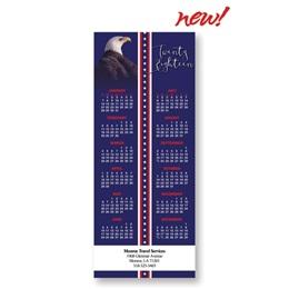 Customizable Magnetic Calendar