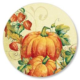 Pumpkin Spice Seals