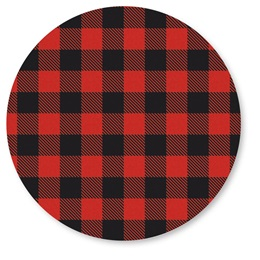 Buffalo Plaid Seal