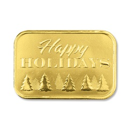 Happy Holidays Luxury Seals