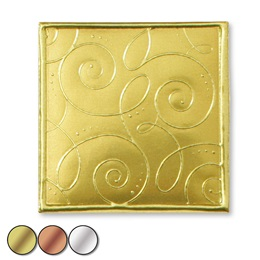 Swirls Deluxe Embossed Seals