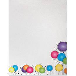 Celebrate You Shimmer Border Papers