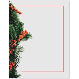 Christmas Border Papers