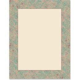 French patina Border Papers