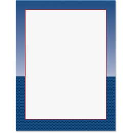 Sapphire Border Papers