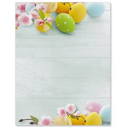 Easter Medley Border Papers