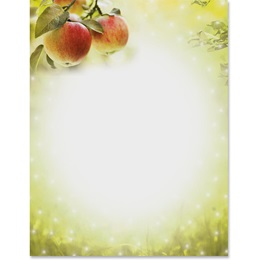 Ambrosia Apples Border Papers