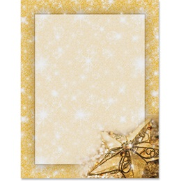 Star Light Border Papers