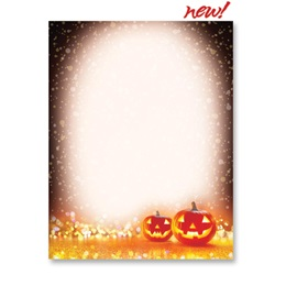 Sparkly Grins Border Paper