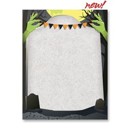 Tombstone Party Border Papers