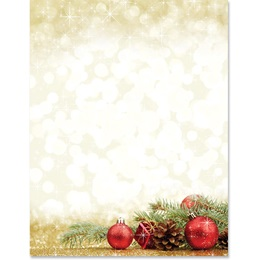 Holiday Enchantment Border Papers