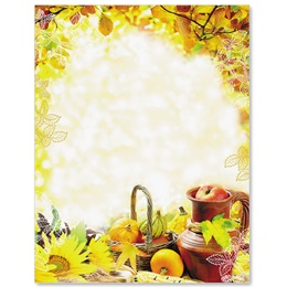 Golden Days Border Papers