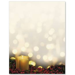 Fairy Light Border Papers