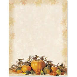 Indian Summer Border Papers