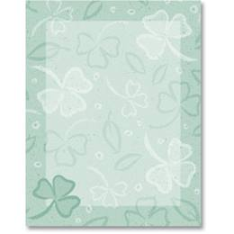Shamrocks Border Papers