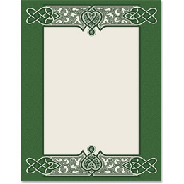 Irish Romance Border Papers