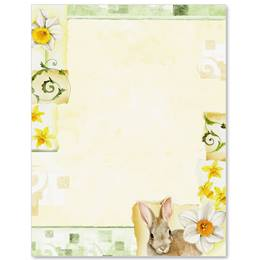 Sweet Easter Border Papers
