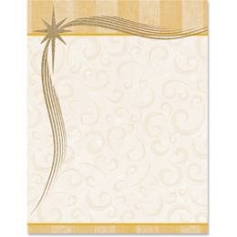 Star Of Wonder Border Papers